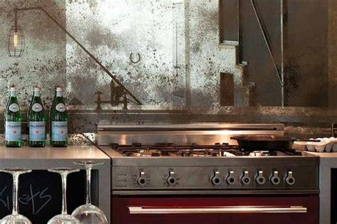 vintage kitchen tile backsplash antiqued glass back splash mirrors w oxidized 6835