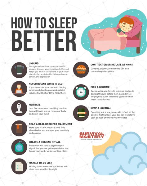 How To Sleep Better Natural Tips And Tricks For A Better