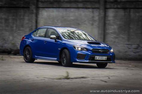 Sti Candele by 2018 Subaru Wrx Sti Car Reviews