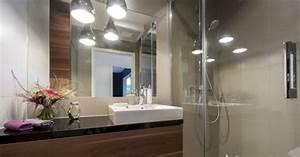 Fenetre Dans Douche : humidit dans une salle de bain sans fen tre ~ Melissatoandfro.com Idées de Décoration