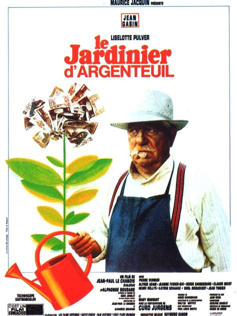 jean gabin serge gainsbourg le jardinier d argenteuil film complet 1966 jean gabin