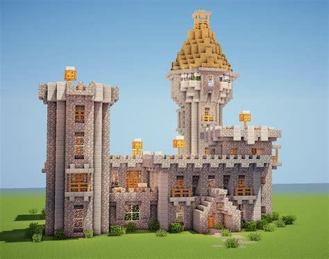 blueprints of houses minecraft castle by trinapple on deviantart
