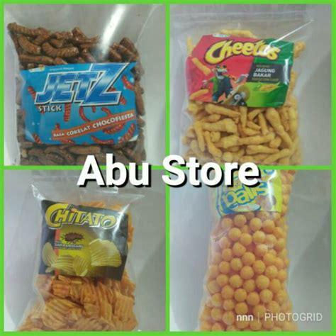 snack indofood kiloan gr shopee indonesia