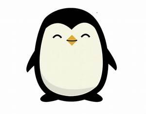 Cute Baby Penguin Drawing