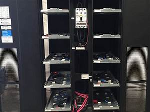 Used Eaton Powerware 9390 Battery Cabinet Battery Cabinet