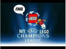 FINAL My Lego Champions League 20102011 Real Madrid FC