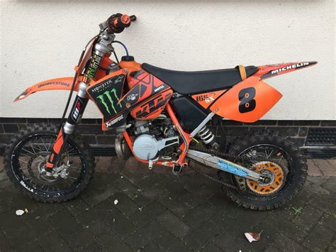 ktm sx 65 2007 ktm 65 sx in bedworth warwickshire gumtree