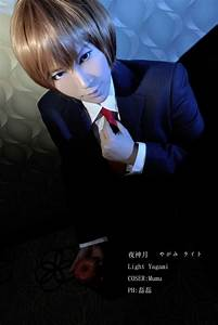Light Cosplay - Death Note Photo (33592510) - Fanpop