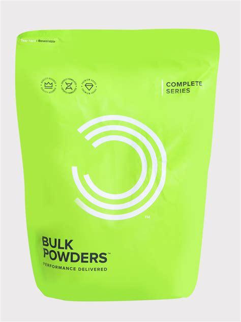 Bulk Powders U.K. Complete Lean Mass 2500 gm Mass Gainer ...