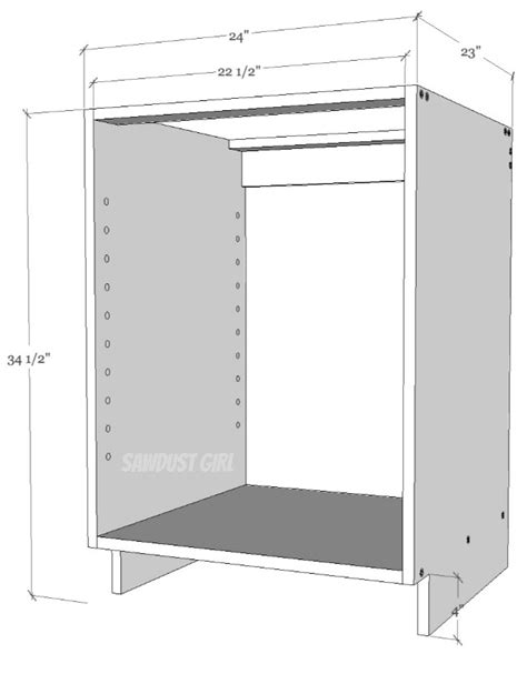 kitchen cabinet toe kick height how to build a kitchen cabinet with wood screws sawdust
