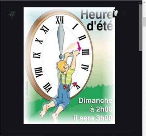 Il ne devrait plus y avoir ensuite de changement d'heure sauf si l'abolition est reporté à 2022. UE - Le changement d'heure sera supprimé à compter de 2021. En RD, la pendule reste à la même ...