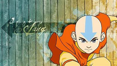 Airbender Avatar Last Aang Wallpapers Cartoon Anime