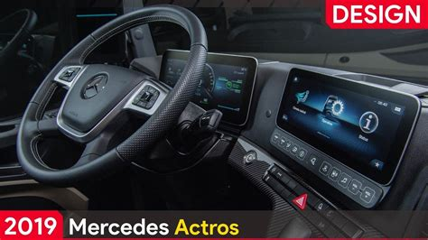 mercedes actros design youtube
