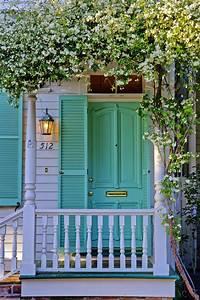 8 Inusuales Colores Para Pintar La Puerta De Tu Casa Cut