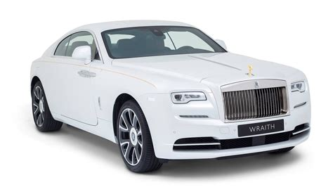 rolls royce white wraith 2017 rolls royce wraith inspired by falconry review top