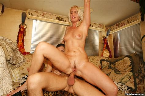 Blonde Milf Taking Stiff Dick Up The Ass Porn Pictures