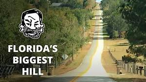 Florida's biggest hill! Summiting Sugarloaf Mountain - YouTube