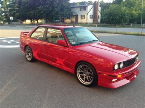 Bmw Usa Phone Number by Find Used Bmw E30 M3 In Haverhill Massachusetts United