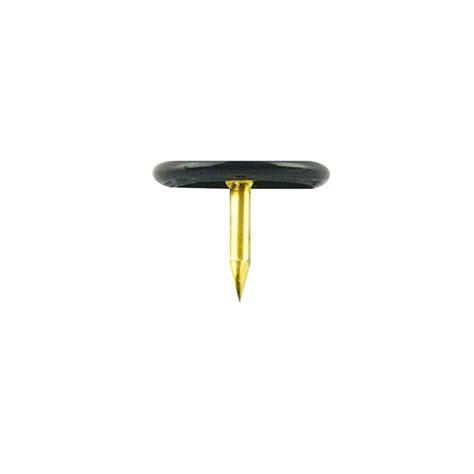 romak black pan head drawing pin  pack ebay