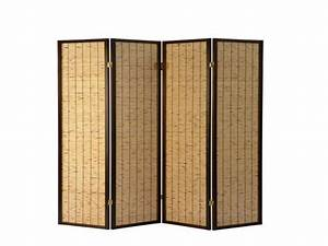 Japanese inspired furniture, divider room partition wall ...