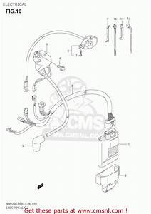Suzuki Rm 125 Cdi Wiring Diagram