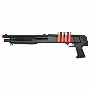 Kids Army. Tactical Pump-Action Airsoft Spring Shotgun ...