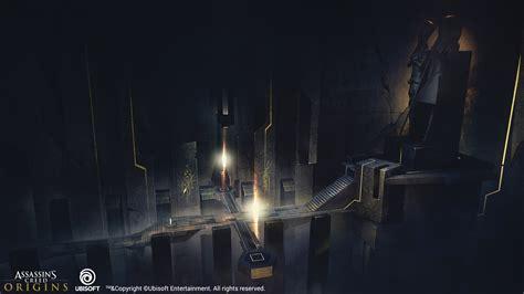 Assassins Creed Origins Concept Art By Encho Enchev