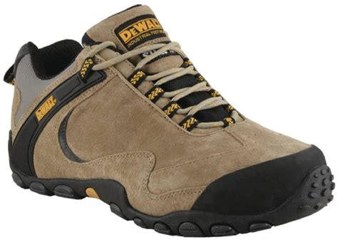 caterpillar low suede safety shoes dewalt logic suede work boot logic size 40eu aabtools