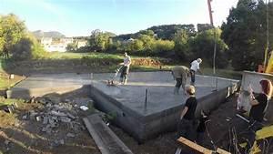 Epaisseur Dalle Maison : finest dalle beton maison with dalle beton maison ~ Premium-room.com Idées de Décoration