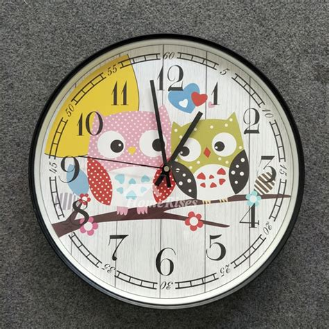 Country Living Room Clocks by Wooden Wall Clock Cheap Living Room Childrens Country 12