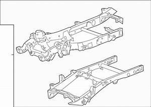 Chevrolet Silverado 2500 Hd Frame Rail  2wd  Ext Cab  8 Ft