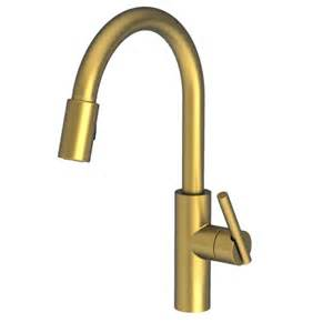 kitchen sink faucet with pull out spray newport brass quality bath kitchen products