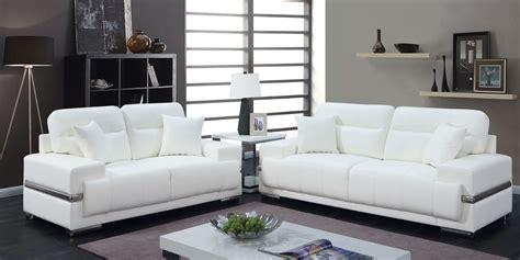 zibak white living room set  furniture  america
