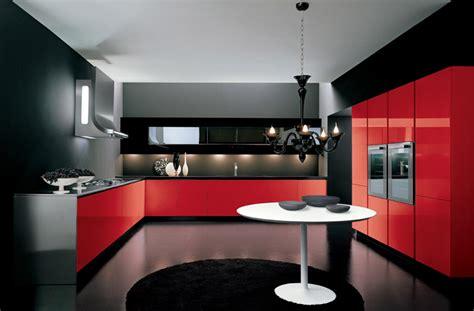 cuisines rouges la cuisine inspiration cuisine