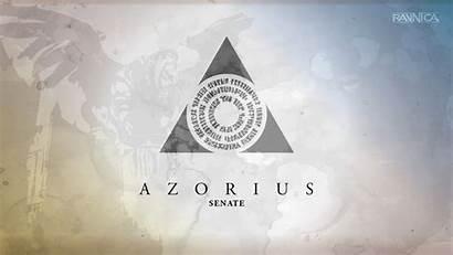 Azorius Ravnica Magic Gathering Guilds Mtg Senate