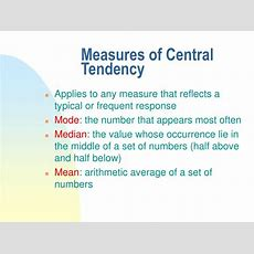 Ppt  Basic Data Analysis Descriptive Statistics Powerpoint Presentation Id548307