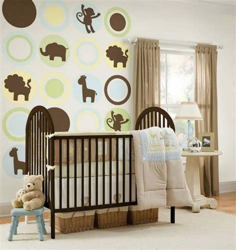 déco originale chambre bébé la peinture chambre bébé 70 idées sympas