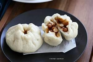 Teriyaki Chickpeas Bao   Baozi Steamed Buns