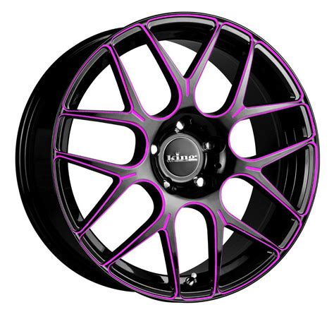 king wheels matrix continental bayswater mag alloy