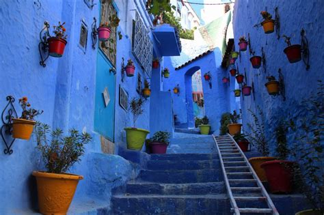 Chefchaouen, Morocco - | Amazing Places