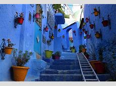Chefchaouen, Morocco Amazing Places