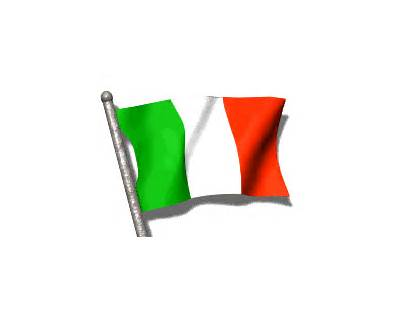 Italy Unification Proclamation Flag Italian 150th Presidential