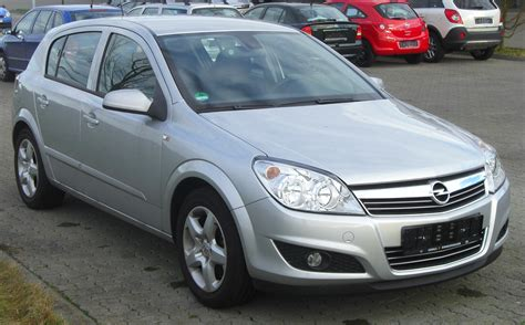 vauxhall astra 2007 2007 opel astra h pictures information and specs auto