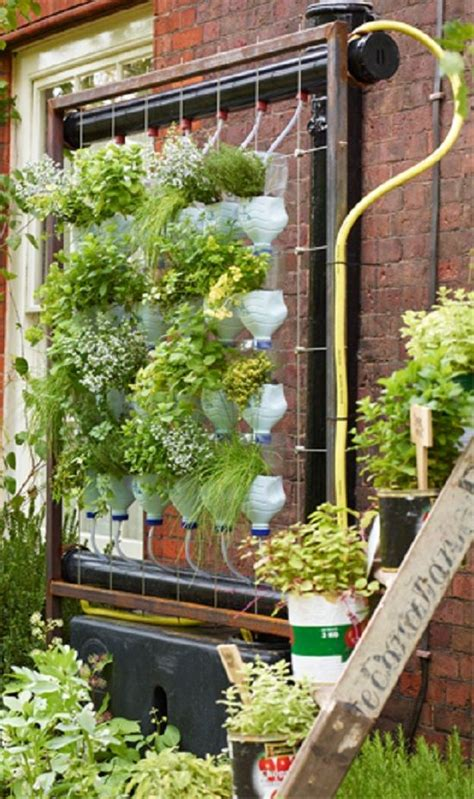 25 best ideas about vertical herb gardens on