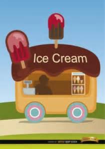 Cartoon Ice Cream