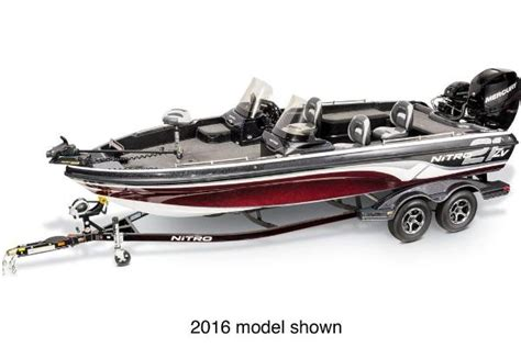Nitro Deep V Boats For Sale by Nitro Zv21 Boats For Sale