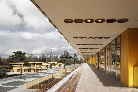 Hippodrome De Longch In by Dominique Perrault Architecte Nouvel Hippodrome