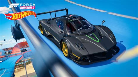 Hotwheels Expansion Coming Soon For Forza Horizon 3