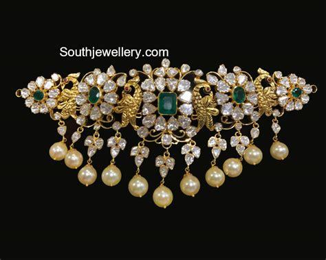 Design Diamonds by Polki Choker Jewellery Designs