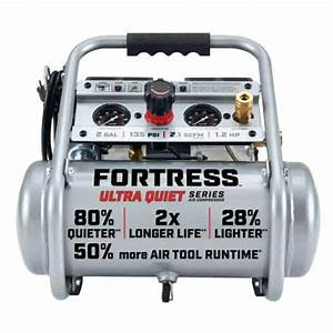 10 Fortress Air Compressor Review 2020